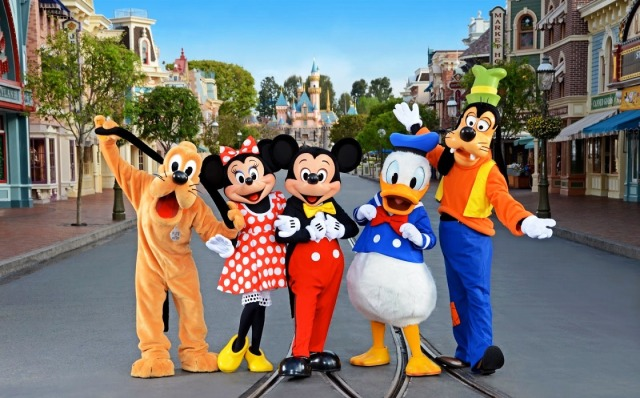 Disney Encontre sua viagem