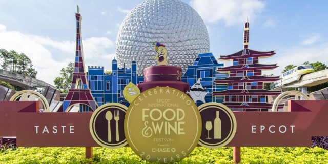 food & wine festival epcot