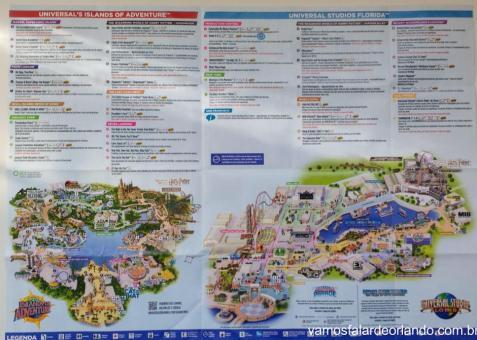 mapa universal e island