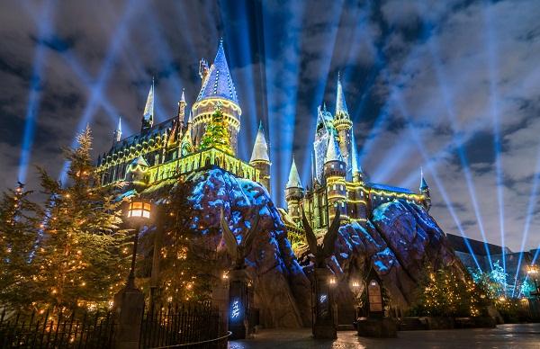 natal em Harry Potter