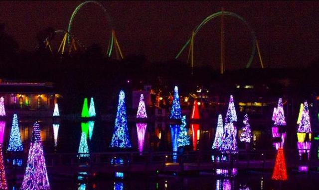 natal no seaworld