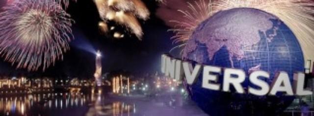 ano novo na Universal Orlando