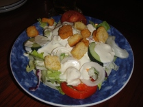 Salada Red Lobster