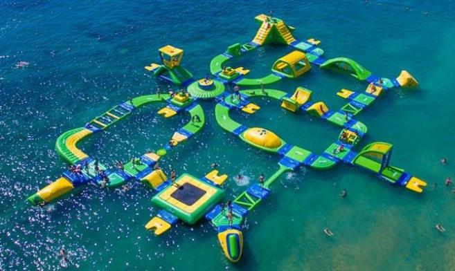 Novo parque aquático Orlando