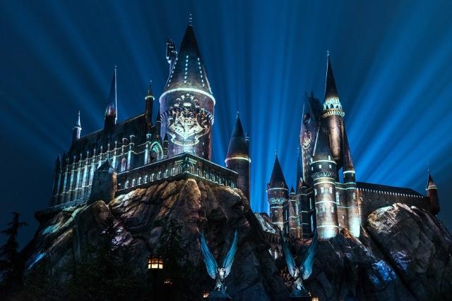 Novo show noturno Harry Potter