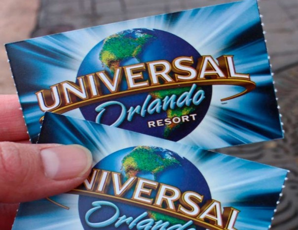 Ingressos Universal Orlando - Edited
