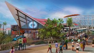 Pixar Pier 2