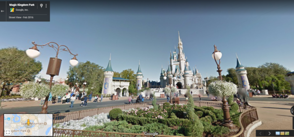 Magic Kingdom no google maps.png
