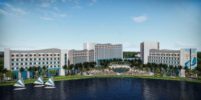 novos hoteis universal Orlando