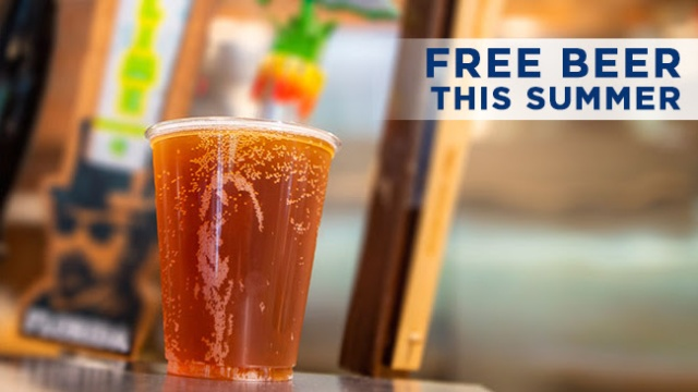 cerveja gratis seaworld