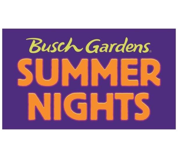 summer nights busch gardens
