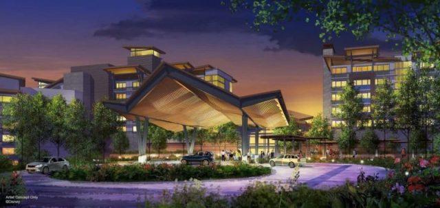 novo hotel disney