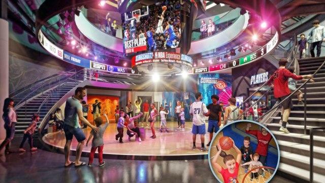 NBA-Experience