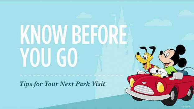 Saiba antes de ir para a Disney