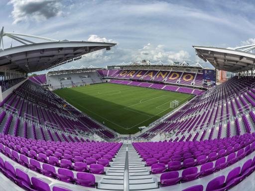 Jogo Orlando City