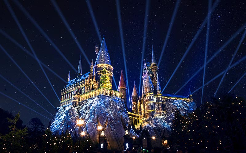 Natal de Harry Potter