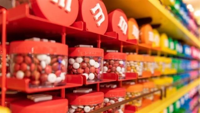 M&Ms Disney Springs