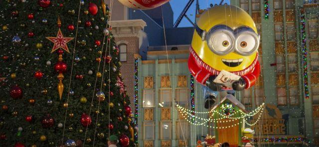 Natal Universal Orlando