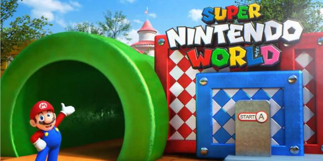 Super Nintendo World Orlando