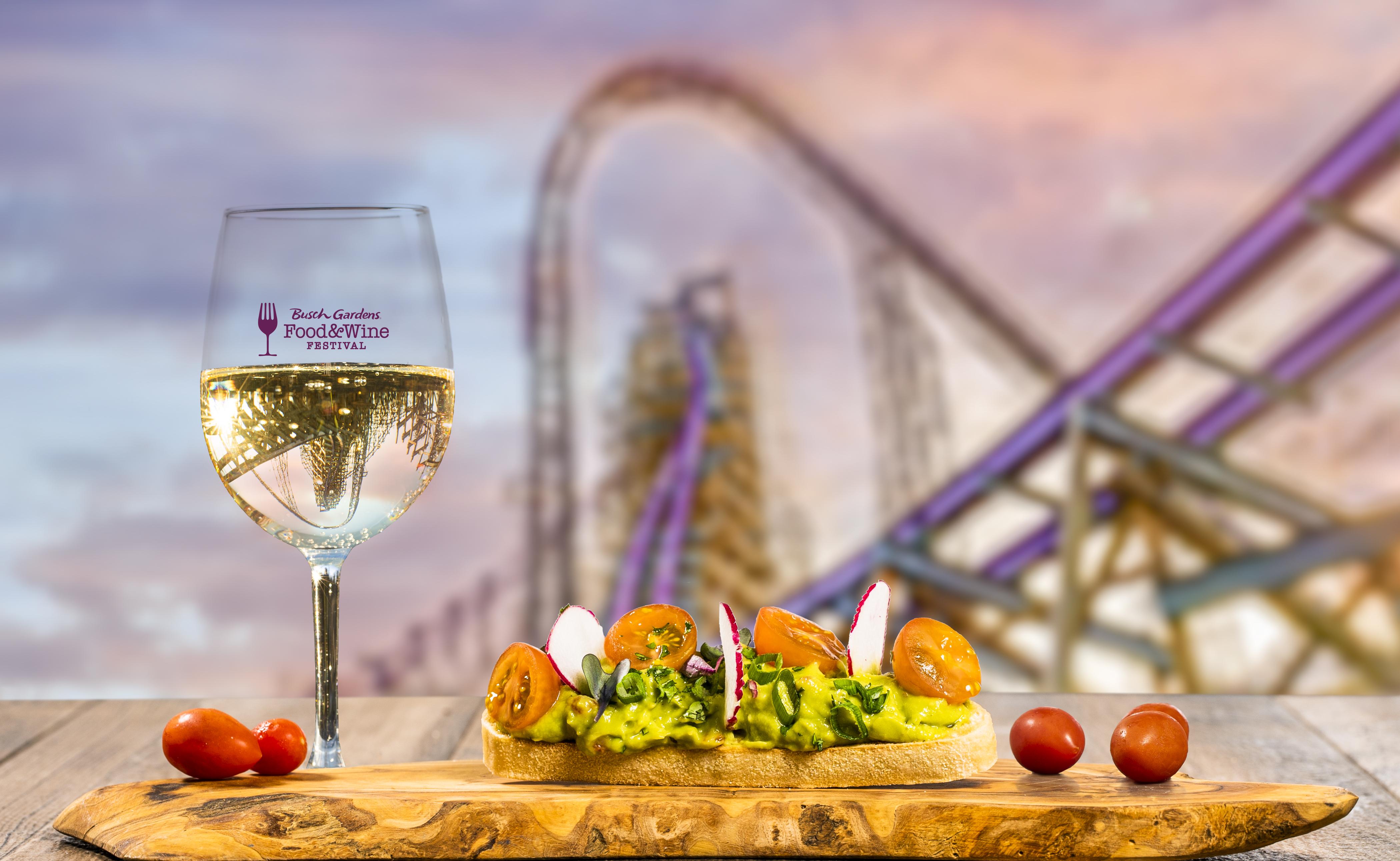 Food and Wine 2020