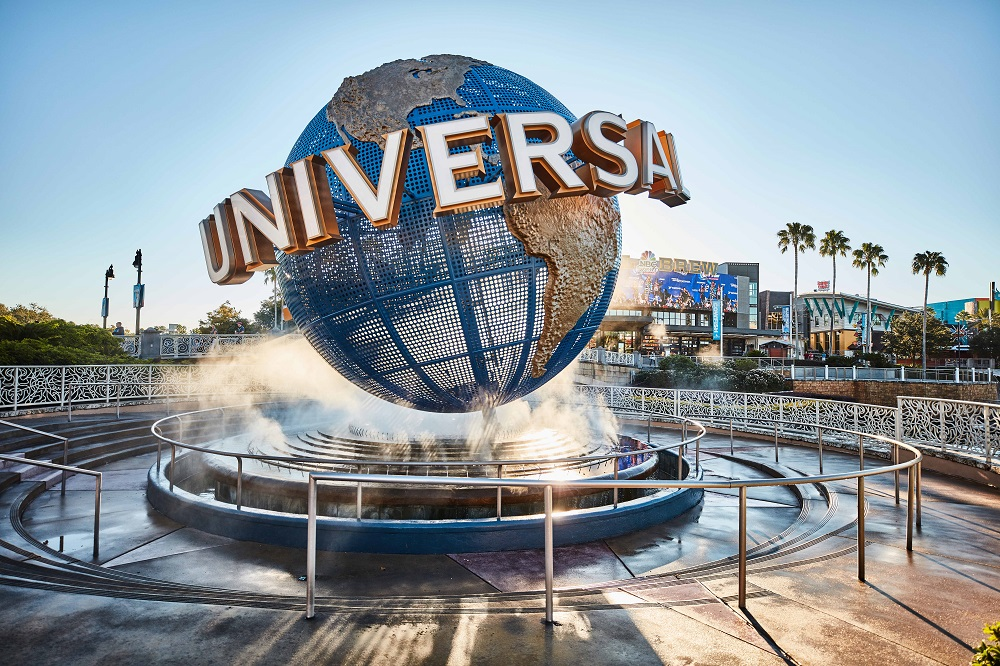 GLOBE 103117, Advertising, Morning, Universal Studios Florida, USF, Universal Orlando Resort, UOR, UO