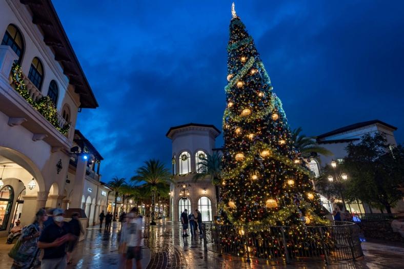 Natal Disney Springs 2021