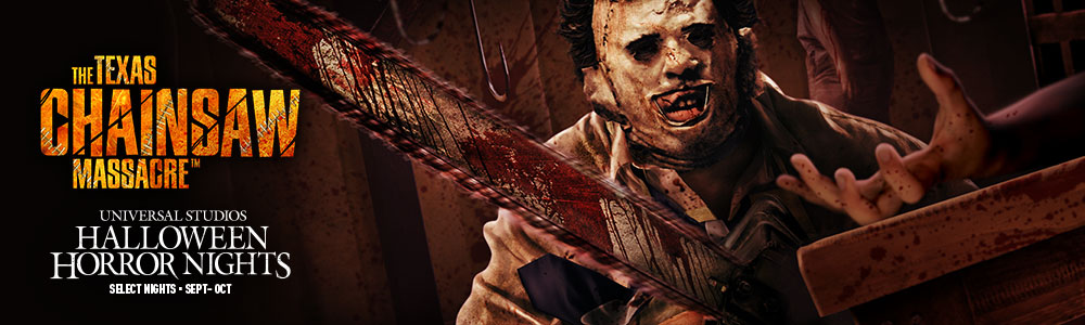 o massacre da serra eletrica halloween horror nights