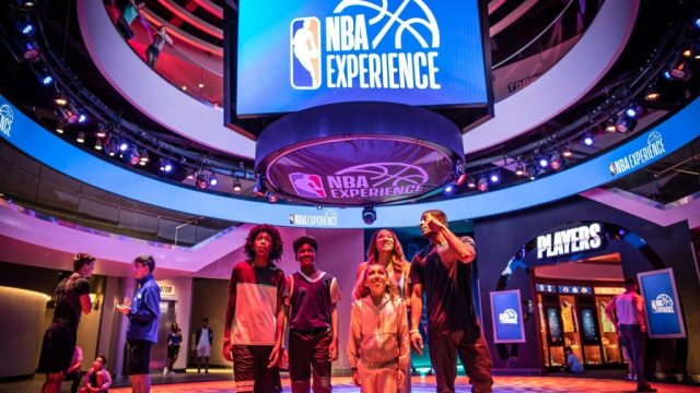 NBA Experience fechou